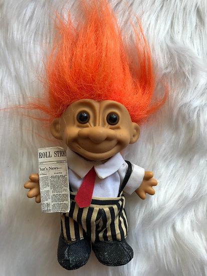 Wall Street Troll