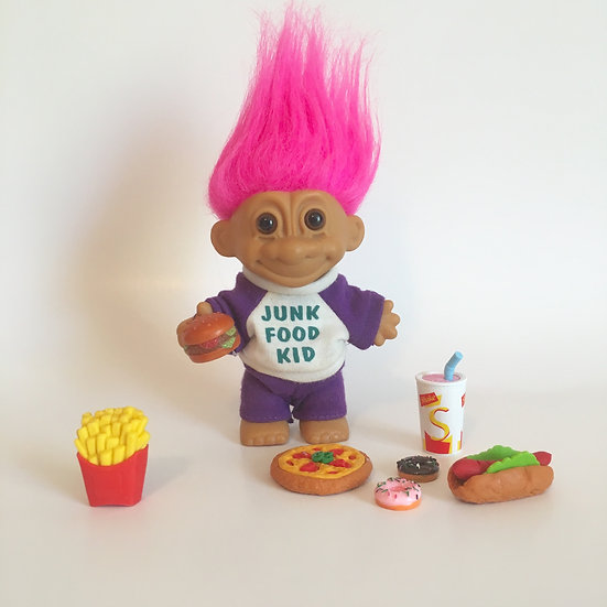 Junk Food Kid Troll