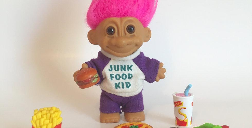 Junk Food Kid Troll