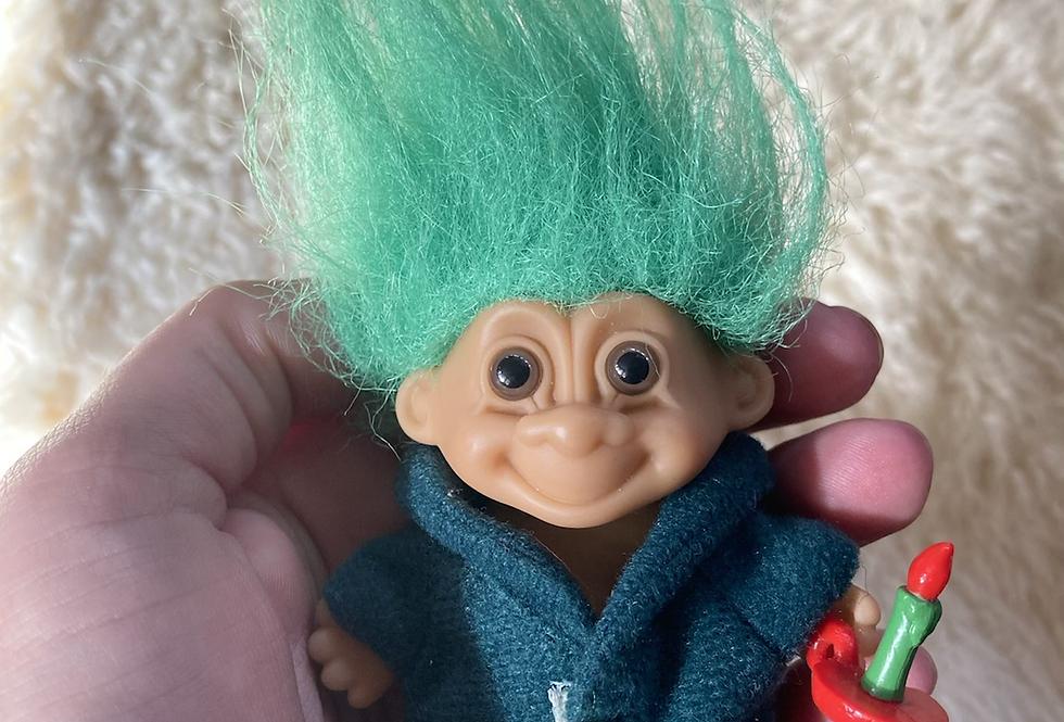 Christmas Candle Troll
