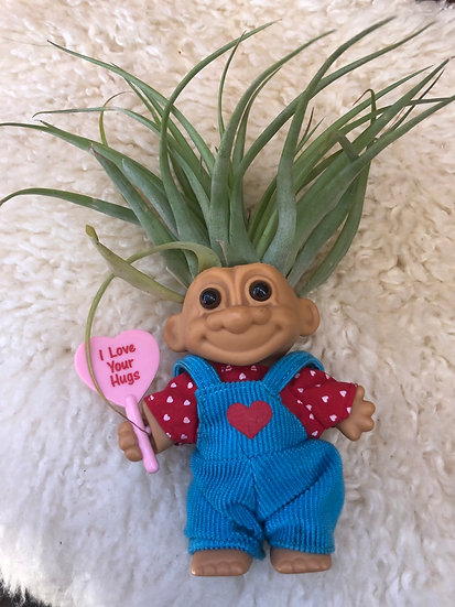 I Love Your Hugs Plantroll (Adult)
