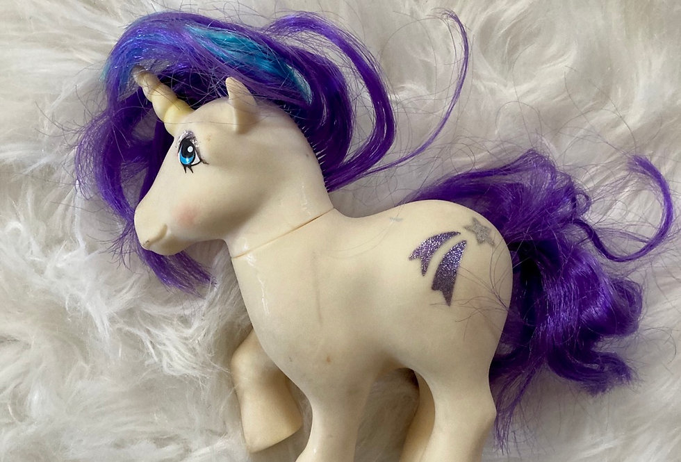 Glory - Design Your Own My Crystal Pony