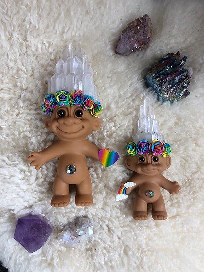 Rainbow Child Crystroll