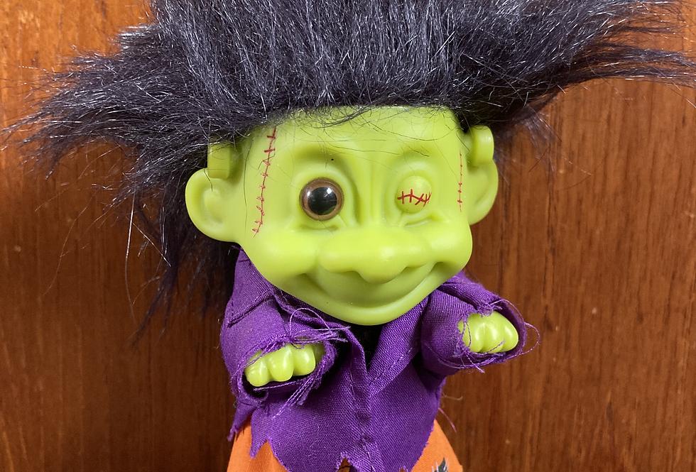 Frankenstein Zombie Troll