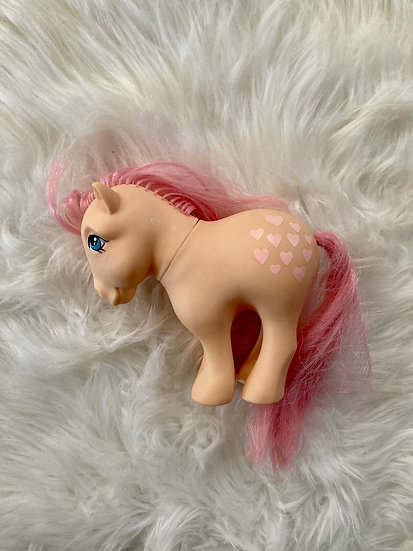 Peachy - Design Your Own My Crystal Pony