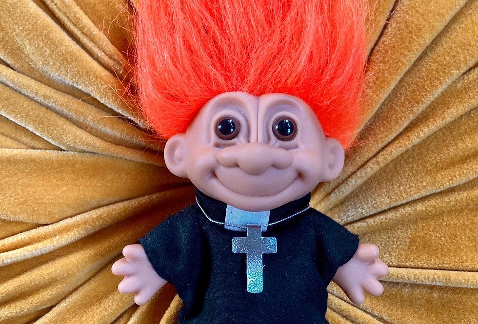 Priest Troll (Rare)