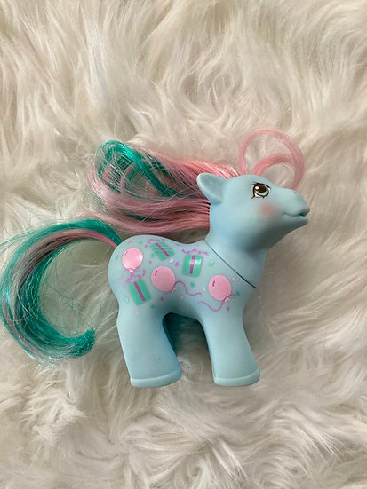 Sweet Celebrations Baby - Design Your Own My Crystal Pony