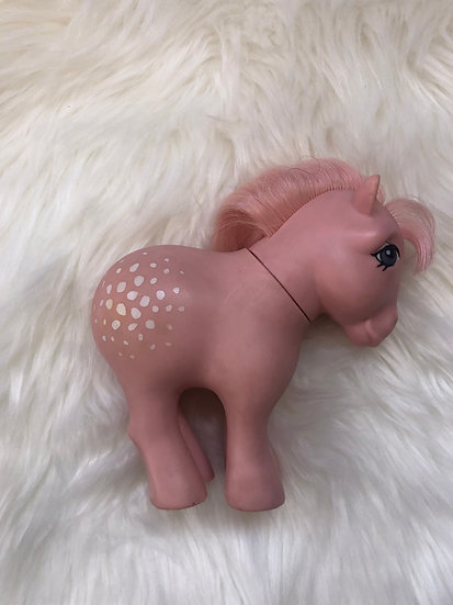 Cotton Candy - Build Your Own My Crystal Pony