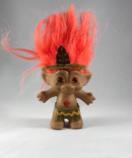 Native American Treasure Troll
