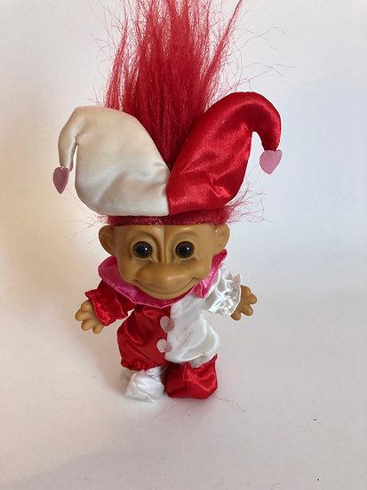 Valentine Jester Troll