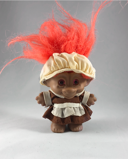 Pilgrim Treasure Troll