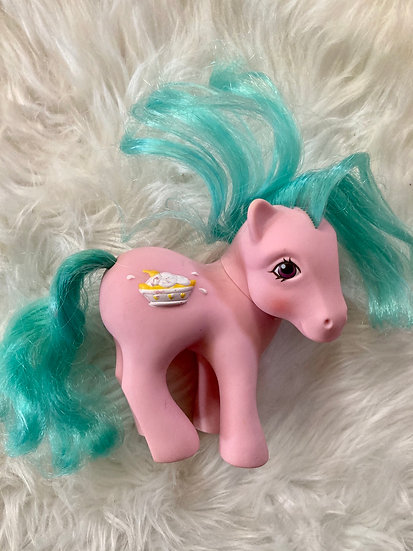 Banana Surprise - Design Your Own My Crystal Pony