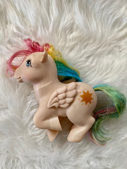 Starshine - Design Your Own My Crystal Pony