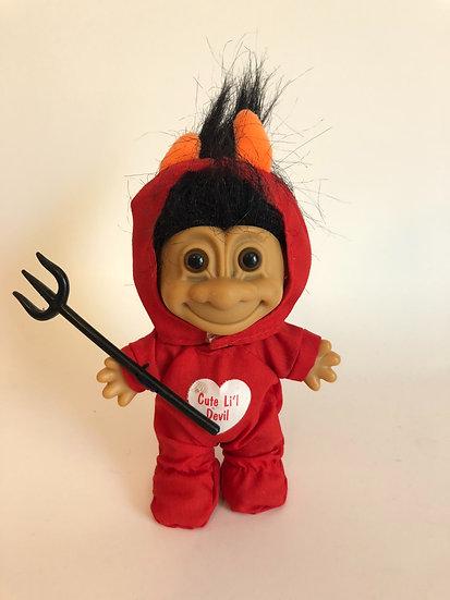 Cute Li'l Devil Troll