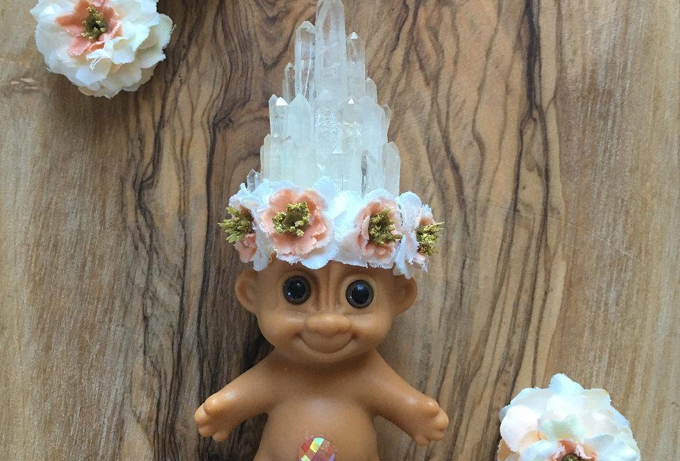 BB Flower Fairy Crystroll