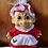 Thumbnail: Giant Mrs. Claus Vintage Troll