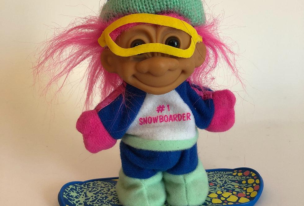 Snowboarding Troll
