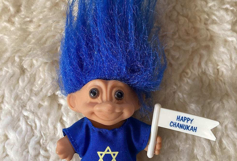 Happy Chanukah Troll