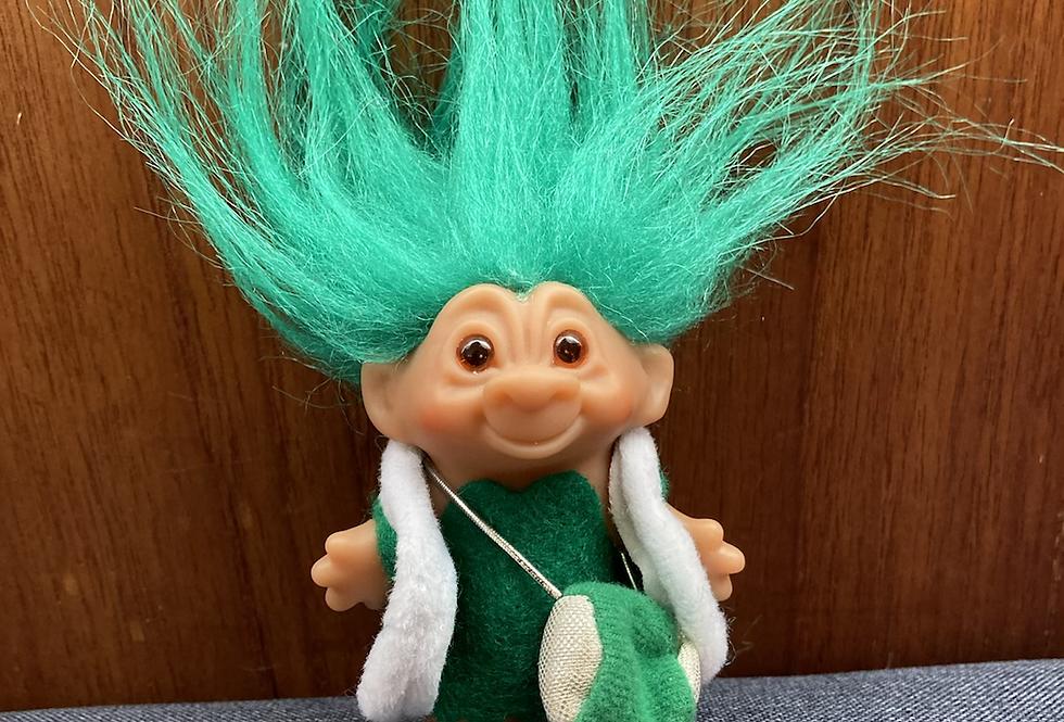 Green Good Luck Troll
