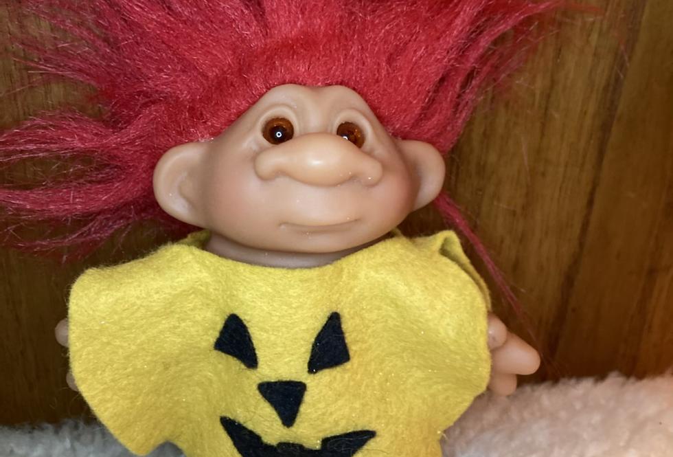 Original Jack-O-Lantern Troll