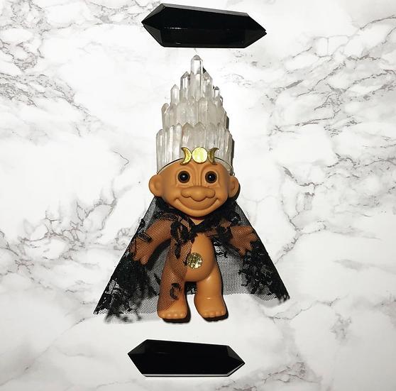 Triple Goddess Crystroll