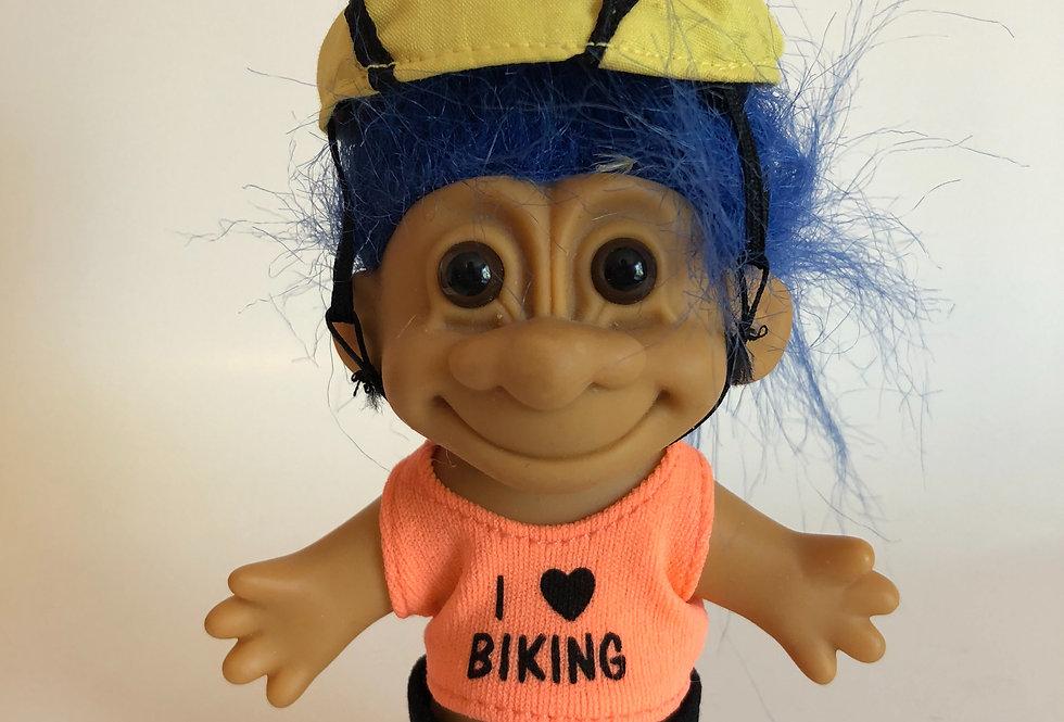Biking Troll