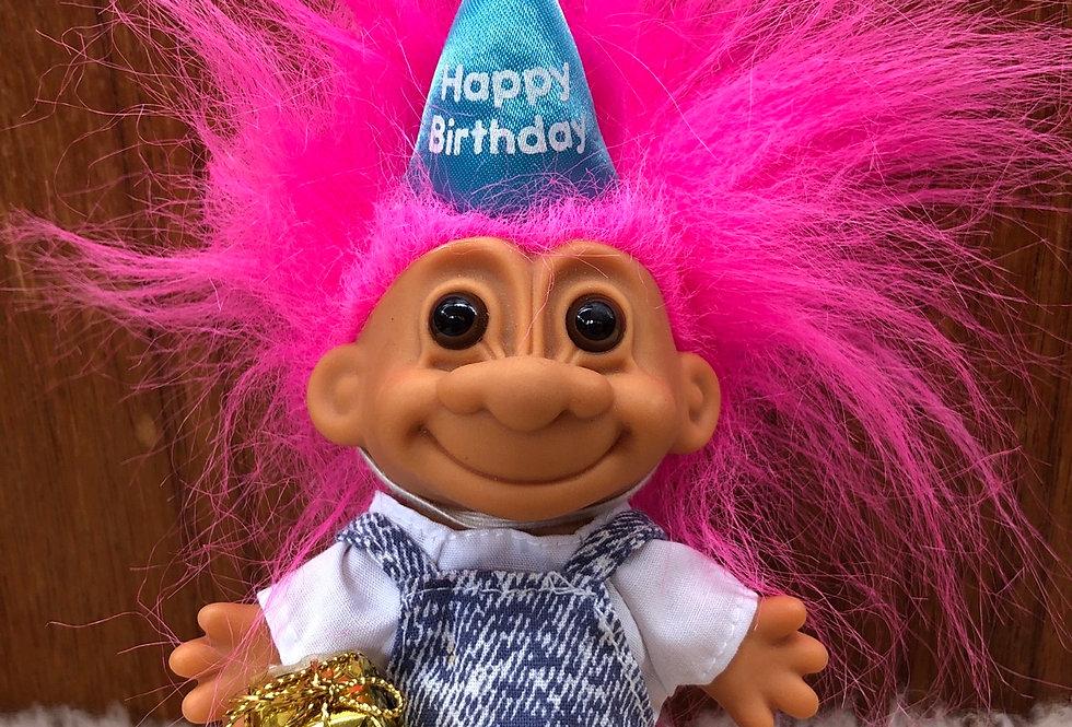 Happy Birthday Troll