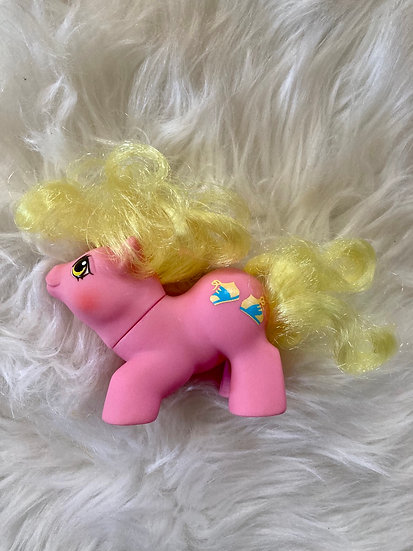 Baby Tappy - Design Your Own My Crystal Pony
