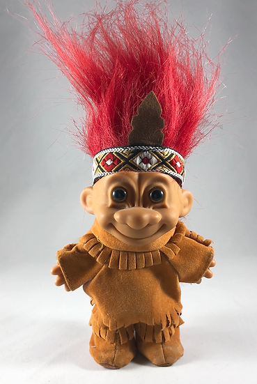 Native American Troll