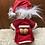 Thumbnail: Giant Santa Troll Vintage