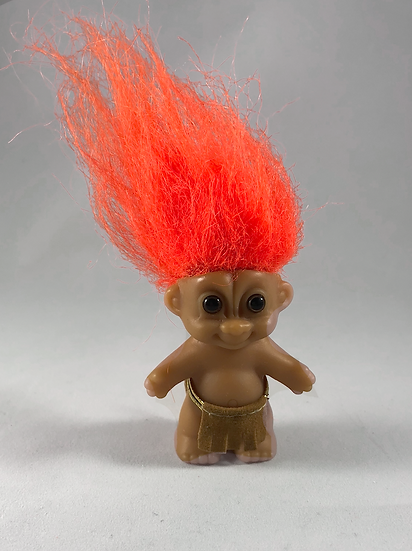 Baby Native American Troll