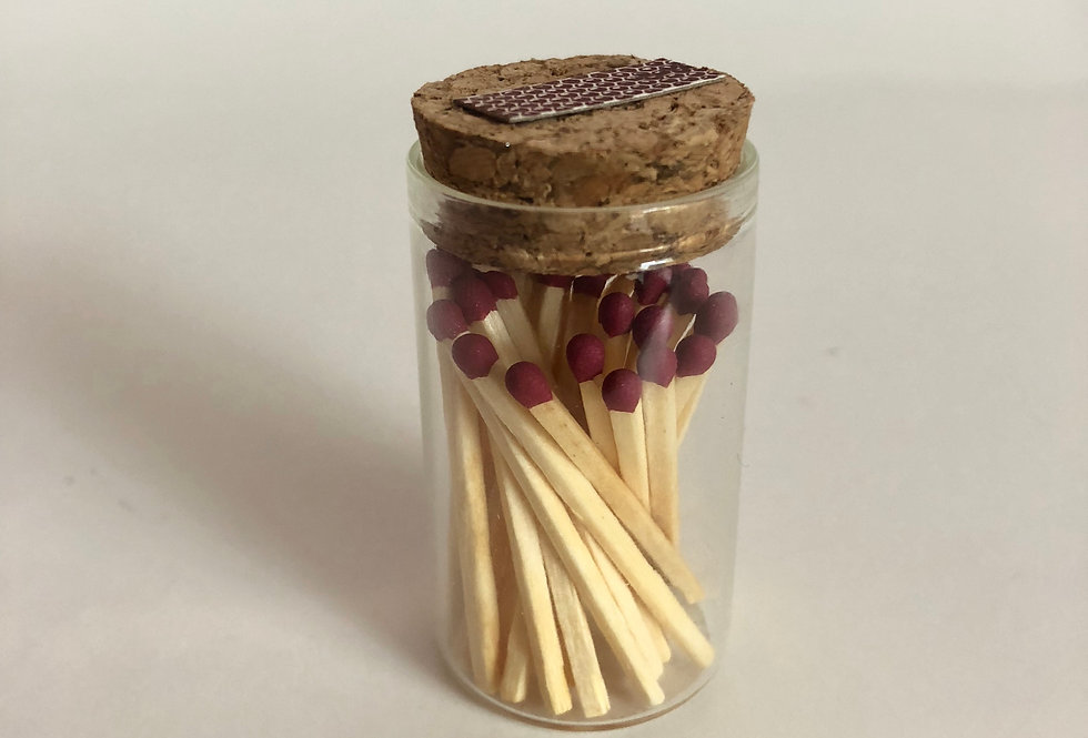 Smudging Matches