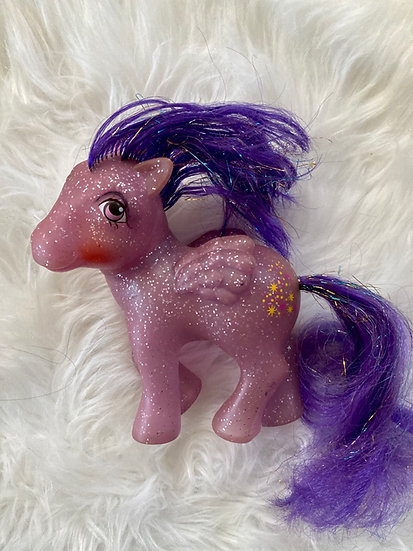 Twilight Sparkle-  Design Your Own My Crystal Pony