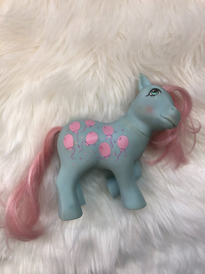 Sweet Celebrations - Build Your Own My Crystal Pony