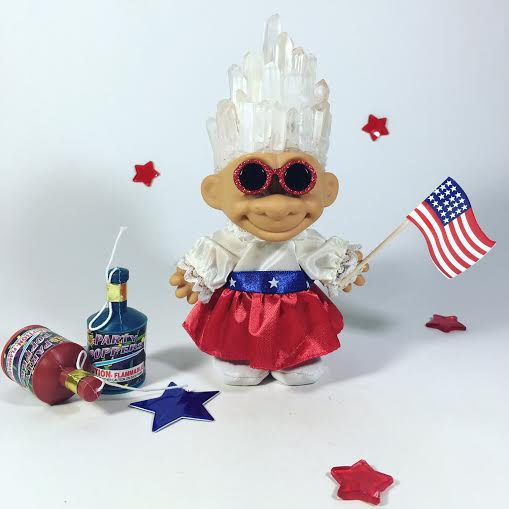 4th of July Crystroll