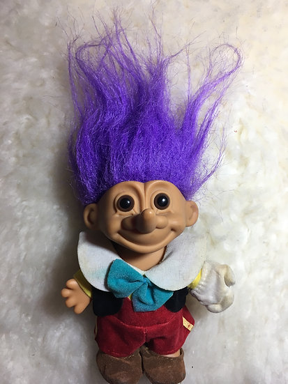 Pinocchio Troll