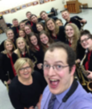 Tyler Selfie with Group of Students.jpg
