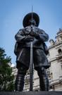 The Memorial to the Brigade of Gurkhas, London