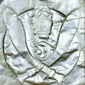 The Rubbing of The Emblem of 5th Royal Gurkha Rifles (R.G.R)