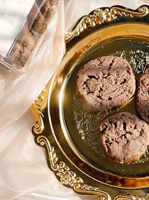 Double Chocolate Sablé (petite)
