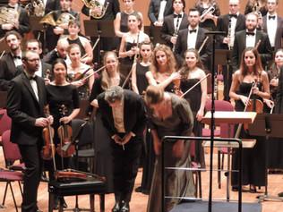 """Tournée with F. Luisi - """"Alla Scala"""" The"""
