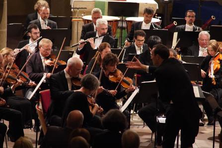 Göttingen Symphony Orchestra- A. Adamske