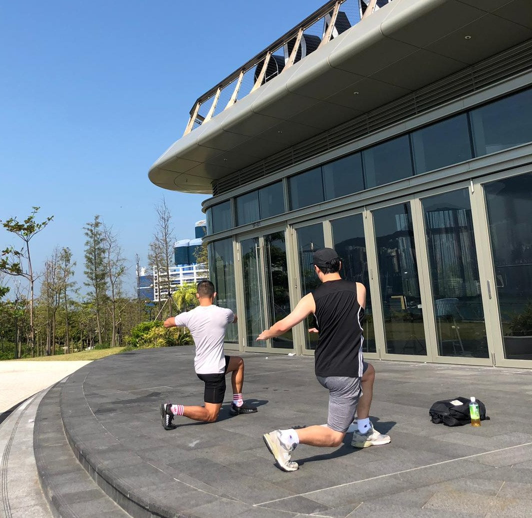 [HIIT] Private Group Training