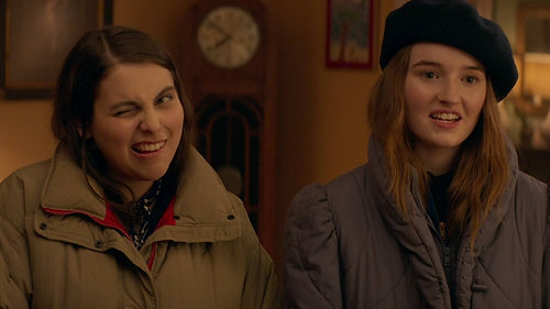 A still from the film Booksmart