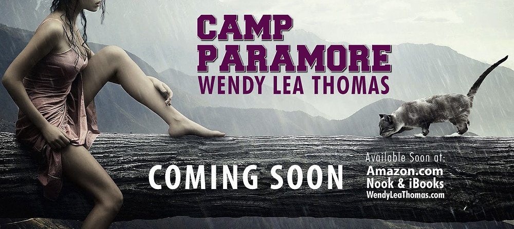 Camp Paramore is almost finished. It will be ready this Fall. Look for some real surprises!