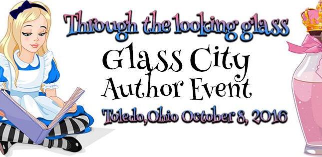 Glass City Author Event: October 8, 2016