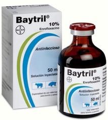 «Baytril» - Mythes et réalités