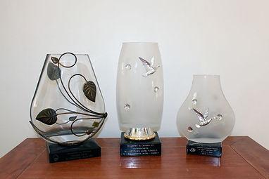 de G à D 1° Championnat Groupement Jeunes 1° prix Groupement Poitiers & Marmande Jeunes 6° As National Jeune