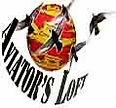 Logo Aviator's Loft - Racing pigeons - Pigeons voyageurs - Colombophilie