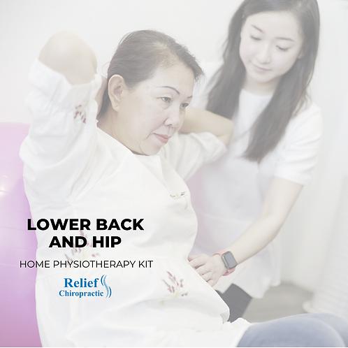 Lower Back & Hip Kit
